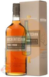 AUCHENTOSHAN Three Wood Whiskey 0,7L 43%