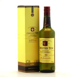 JAMESON Crested Ten Whiskey 0,7L 40%