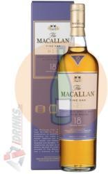 THE MACALLAN 18 Years Fine Oak Whiskey 0,7L 43%