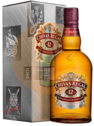 CHIVAS REGAL 12 Years Whiskey 0,5L 40%