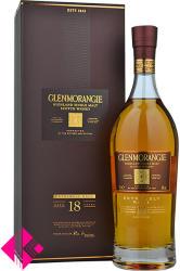 Glenmorangie 18 Years Extremly Rare Whiskey 0,7L 43%
