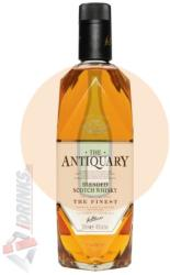 THE ANTIQUARY The Finest Blended Scotch Whiskey 0,7L 40%