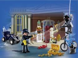 Playmobil Calendar Craciun Politia (PM4168)