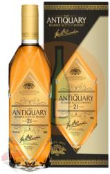 THE ANTIQUARY 21 Years Whiskey 0,7L 43%
