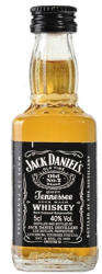 Jack Daniel's Black Label Tennessee Whiskey 0,05L 40%