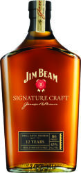 Jim Beam 12 Years Signature Craft Whiskey 0,7L 43%