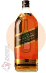 Johnnie Walker 12 Years Black Label Whiskey 1,5L 40%