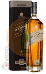 Johnnie Walker 18 Years Platinum Label Whiskey 1L 40%