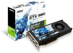 MSI GeForce GTX 980 4GB GDDR5 256bit PCIe (GTX 980 4GD5 OCV1)
