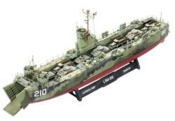 Revell US Navy Landing Ship Medium (LSM) 1/144 5123