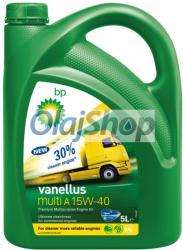 BP Vanellus Multi A 15W40 5L