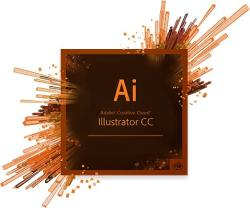 Adobe Illustrator CC ENG (1 User/1 Year) 65224735BA01A12