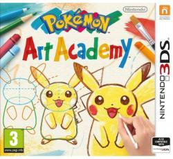 Nintendo Pokémon Art Academy (3DS)