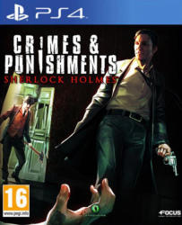 Focus Home Interactive Sherlock Holmes Crimes Punishments (PS4)