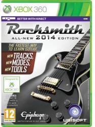 Ubisoft Rocksmith 2014 [Tone Cable Edition] (Xbox 360)