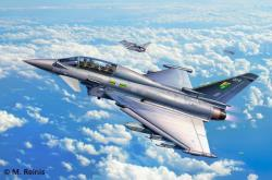 Revell Eurofighter Typhoon Twin-seater Set 1/144 64879