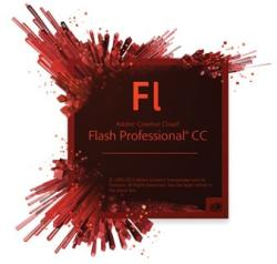 Adobe Flash Professional CC Multiple Platforms ENG (1 User, 1 Year) 65224721BA01A12