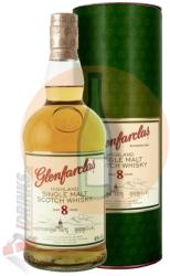 Glenfarclas 8 Years Whiskey 0,7L 40%