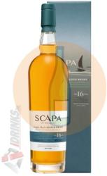 SCAPA 16 Years Whiskey 0,7L 40%