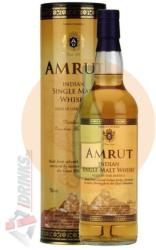 AMRUT Indian Single Malt Whiskey 0,7L 46%