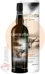 Glen Scotia 12 Years Whiskey 0,7L 46%