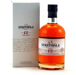 STRATHISLA 12 Years Whiskey 0,7L 40%