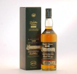 CRAGGANMORE The Distillers Edition Double Matured Whiskey 0,7L 40%