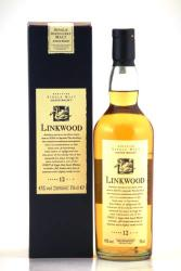 Linkwood 12 Years Whiskey 0,7L 43%