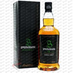 SPRINGBANK 15 Years Whiskey 0,7L 46%