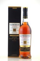 Glenmorangie 12 Years Quinta Ruban Whiskey 0,7L 46%