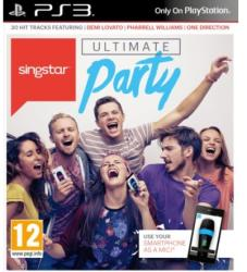 Sony SingStar Ultimate Party (PS3)