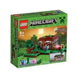 LEGO Minecraft - Az első éjszaka (21115)