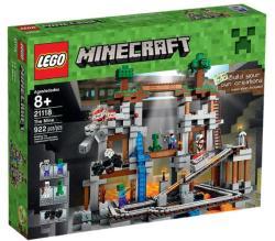 LEGO Minecraft - A bánya (21118)