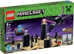 LEGO Minecraft - A Végzetsárkány (21117)