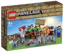 LEGO Minecraft - Crafting Box (21116)