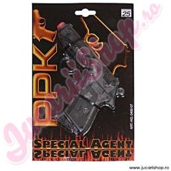 Sohni-Wicke Pistol negru Special Agent PPK