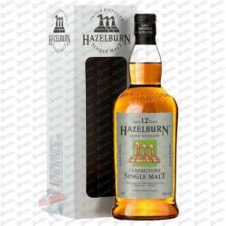 HAZELBURN 12 Years Whiskey 0,7L 46%