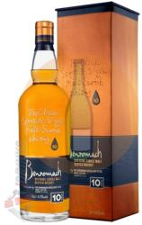 Benromach 10 Years Whiskey 0,7L 43%