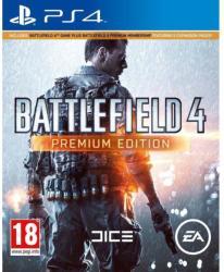 Electronic Arts Battlefield 4 [Premium Edition] (PS4)