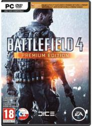 Electronic Arts Battlefield 4 [Premium Edition] (PC)