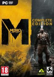 Deep Silver Metro Last Light [Complete Edition] (PC)