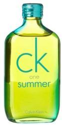 Calvin Klein CK One Summer 2014 EDT 100ml Tester
