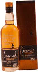 Benromach 10 Years Whiskey 0,2L 43%
