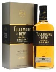 Tullamore D.E.W. 10 Years Malt Whiskey 0,7L 40%