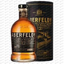 Aberfeldy 12 Years Whiskey 0,7L 40%