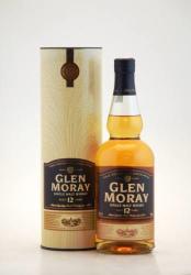 Glen Moray 12 Years Whiskey 0,7L 40%
