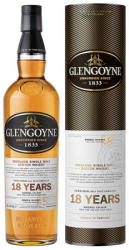 GLENGOYNE 18 Years Whiskey 0,7L 43%
