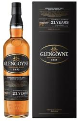 GLENGOYNE 21 Years Whiskey 0,7L 43%