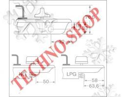 Bosch NMU4151LT