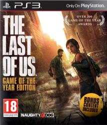 Sony The Last of Us [Game of the Year Edition] (PS3)